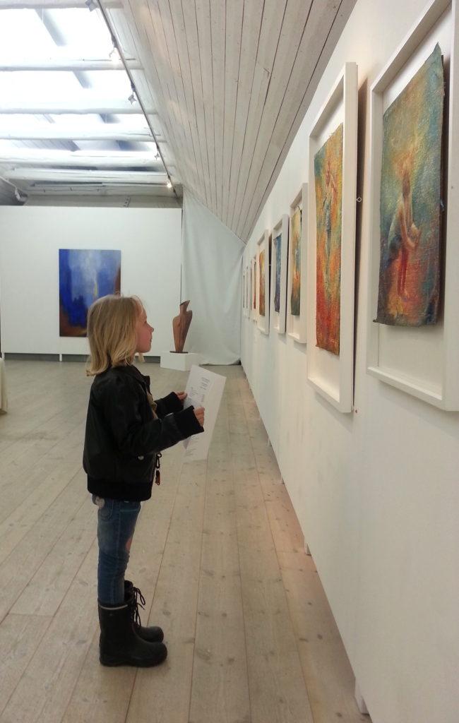Utställning, Anna Toresdotter, Edsvik konsthall