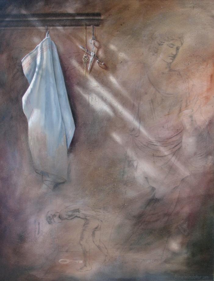 Oljemålning, Anna Toresdotter